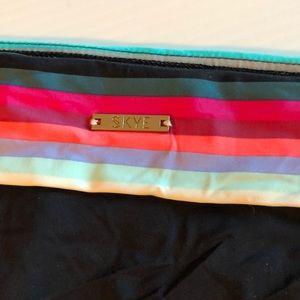 Skye Swimwear Swim - Skye Vertigo Mid Waist Foldover Bikini Bottom